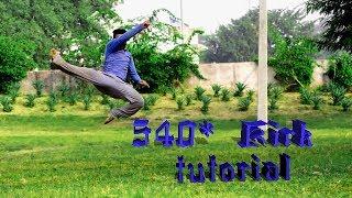540 Kick__tutorial_in HINDI