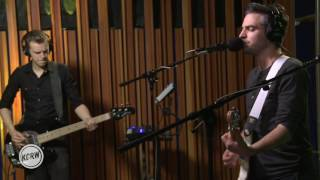 "The Boxer Rebellion performing ""Big Ideas"" Live on KCRW"