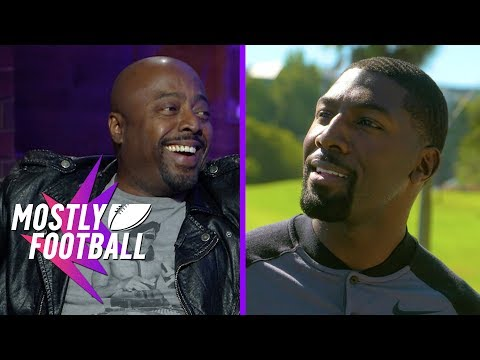 Super Bowl Champion Greg Jennings and Donnell Rawlings Come By To Stir Things Up   Mostly Football