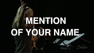 Mention Of Your Name | Jenn Johnson | Prophetic Conference 2017