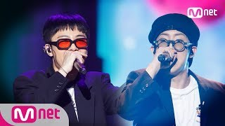 Show Me The Money777 [7회] 오르내림 - ′브레이킹배드′ (Feat. 기리보이) @1차 공연 181019 EP.7