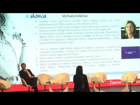 Panelová diskusia: InnoFunding: Mám nápad a čo s ním?