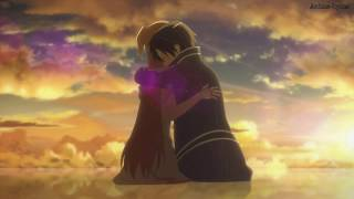 【MAD】Yume Sekai - Haruka Tomatsu (OST. Sword Art Online Ending Full)