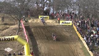 preview picture of video 'Internazionali D'Italia Motocross 2014 - MONTEVARCHI - MX2 CLASS'