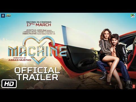 Machine Movie Trailer