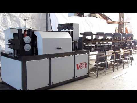 Super-1000 Automatic Wire Straightening Machine