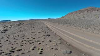 FPV South Africa - Freedom X4 Pro Desert tests