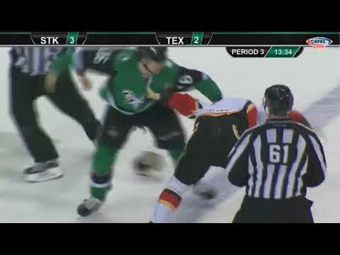 Curtis McKenzie vs. Rasmus Andersson
