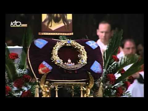 Veillée de Vénération de la Sainte Couronne et d'intercession pour le monde