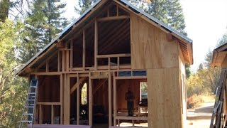 Download Youtube: The Making of a Modern Off Grid Dream Home -- Our Whole Story (So Far)