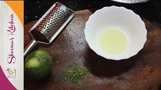 #HowTo prepare Lemon