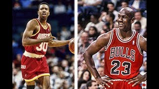 Proof - Michael Jordan liked to toy with his opponents