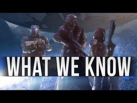 Ce qu'il faut savoir de Destiny