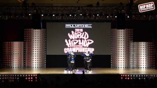 Kaba Kids - USA (Varsity Division) @ #HHI2016 World Semis!!