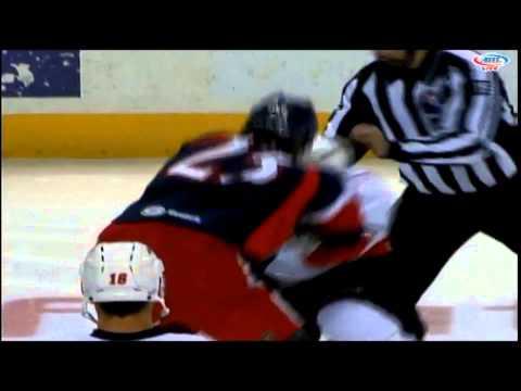 Triston Grant vs. Brett Olson