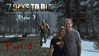 7 Days to Die with Molly Part 8: Jail Break!