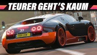 FORZA HORIZON 4 Gameplay German – Die weltschnellste Autovermietung (2/2) | Lets Play 4K Deutsch