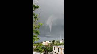 preview picture of video 'TORNADO EN AGUADA PUERTO RICO HD'