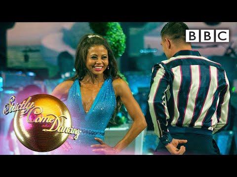 Emma and Aljaž Cha Cha to 'She's a Lady' | Week 1 - BBC Strictly 2019