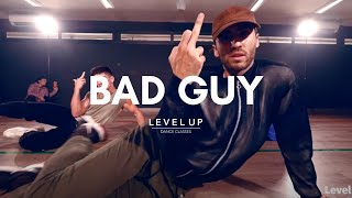 Bad Guy   Billie Eilish | Albert Sala Choreography