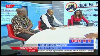 Jubilee commands aspirants to stop campaigns today and collect nomination papers