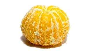 Mandarin Orange (Tangerine) Timelapse - Video Youtube