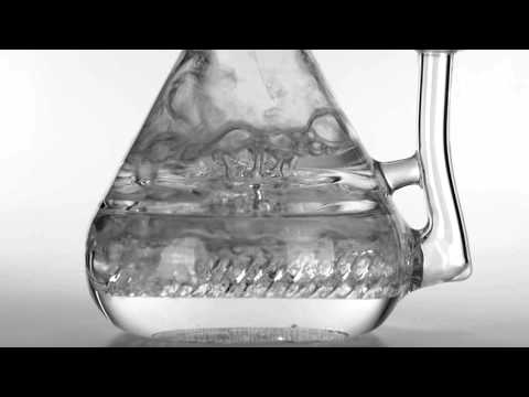 JM Flow Sci Beaker with Gridded Stemless Inline to Sprinker Perc on Youtube