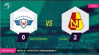 Antena 2 EN VIVO Jorge Wilstermann Vs D. Tolima
