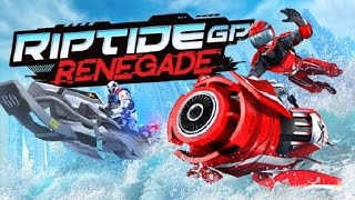 Riptide GP: Renegade -Отличные гонки на Android( Review)
