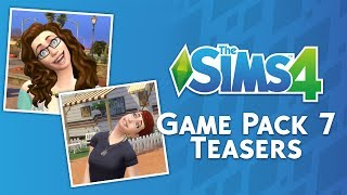 The Sims 4 News: GAME PACK 7 is coming!