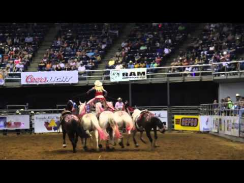 2013 Never Quit Season Trailer | All American Cowgirl Chicks