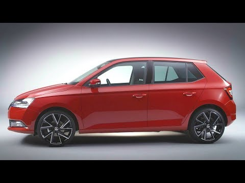 2018 Skoda Fabia - New Design Highlights Inside And Out, New Driver Assistance Systems