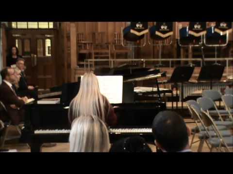 Petites Litanies de Jesus - Piano Soloist (May Serenade 2017)