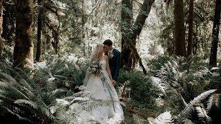 Trey & Carlie || Oregon Wedding In Forest