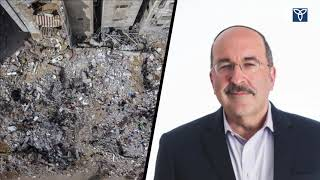 """ד""""ר גולד: ישראל אינה יכולה להשתמש במלוא כוחה נגד הטרור של חמאס"""
