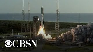 NASA Launches Perseverance Rover On Mission To Mars