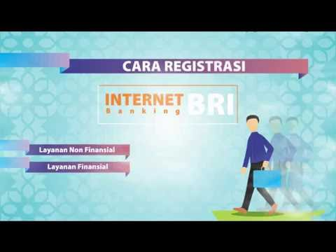 Video Registrasi Layanan Internet Banking BRI