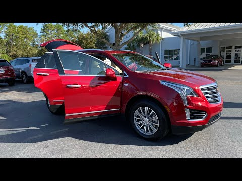 Pre-Owned 2019 Cadillac XT5 FWD 4dr Luxury