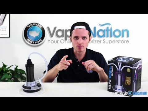 Vapir Rise 2 0 Vaporizer – Unboxing & How To