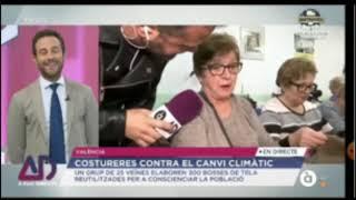 COSTURERAS POR EL CAMBIO CLIMATICO