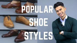 5 Iconic Mens Shoe Styles!