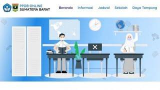 Informasi Seputar PPDB SMA Sumbar 2021 di ppdb sumbarprov.go.id, Pendaftaran Dibuka Mulai Hari Ini