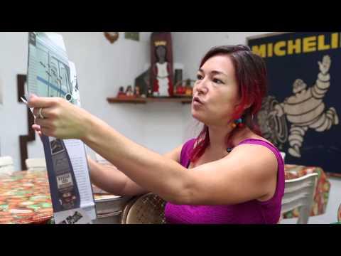 Contraposición   Elisa Clark y El Paper Magazine