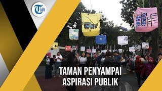 Taman Pandang Istana, Taman untuk Ruang Kolaborasi Publik dalam Rangka Membangun Indonesia