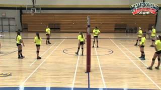 Open Practice: Middle School Volleyball Practice