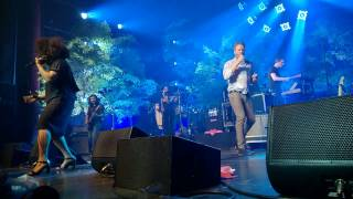 "Arsenal ""Black moutain (beautiful love)"" live Ancienne Belgique  2015"