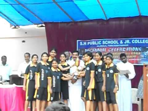 Lourdes public school lourdean girls won sahodaya 2010