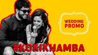 Honest Punjabi Wedding feat. Ismeet and Khamba #KokiKhamba