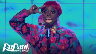 RuPaul's Drag Race (Season 8 Ep. 4) | 'Street Meatz' New Wave Performance | Logo