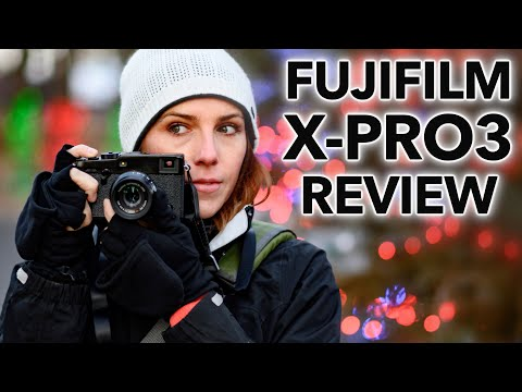 External Review Video hLh7fOddTzs for Fujifilm X-Pro3 APS-C Camera